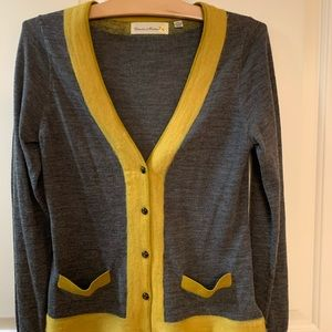 Charlie and Robin ANTHROPOLOGIE Cardigan- Medium